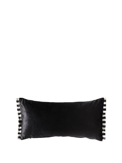 gallery-candy-velvet-oxford-cushion-black