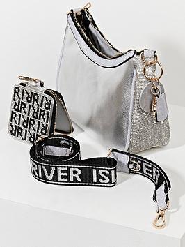 river-island-crossbody-pouch-silver