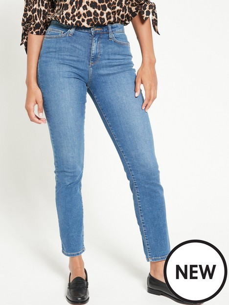 v-by-very-tall-isabelle-high-rise-slim-leg-jean-mid-wash