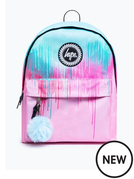 hype-girls-pastel-drips-backpack-pink