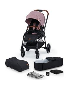 kinderkraft-stroller-evolution-cocoon-2in1-mauvelous-pink