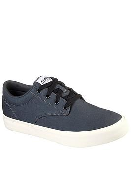 skechers-canvas-lace-up-vulcanized-sneaker-w-air-cooled-memory-foam-charcoalnbsp