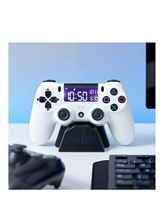 playstation-ps5-playstation-white-controller-alarm-clock