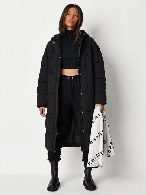 missguided-missguided-vertical-seamed-longline-padded-jacket-blacknbsp