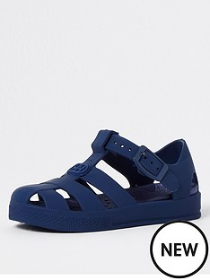 river-island-mini-boys-jelly-caged-sandals-blue