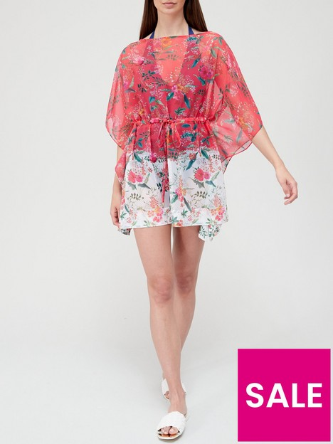 ted-baker-tie-waist-cover-up-bright-pink