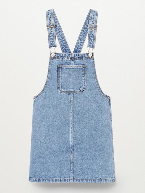 mango-girls-denim-dungaree-dress