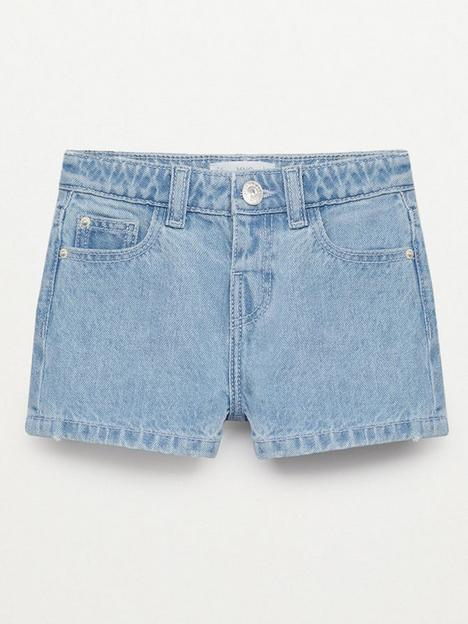 mango-baby-girls-denim-shorts