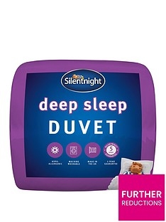 silentnight-deep-sleep-75-tog-duvet