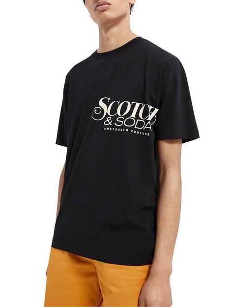 scotch-soda-scotch-soda-organic-chest-large-logo-t-shirt