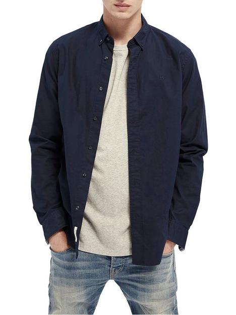 scotch-soda-regular-fit-oxford-shirt