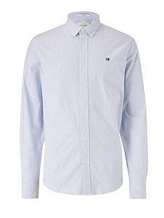 scotch-soda-scotch-soda-regular-fit-stripe-oxford-shirt