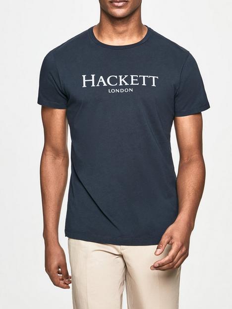 hackett-logo-t-shirt