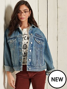 superdry-boyfriend-crafted-denim-trucker-jacketnbsp--blue