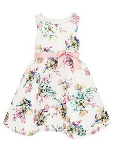 monsoon-girls-floral-foil-scuba-dress-ivory