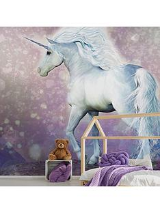 art-for-the-home-magical-unicorn-wall-mural