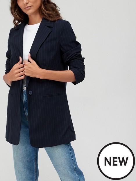 v-by-very-single-breasted-pinstripe-boyfriend-blazer-navy