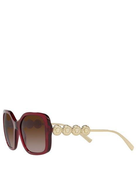 versace-oversized-sunglasses-red