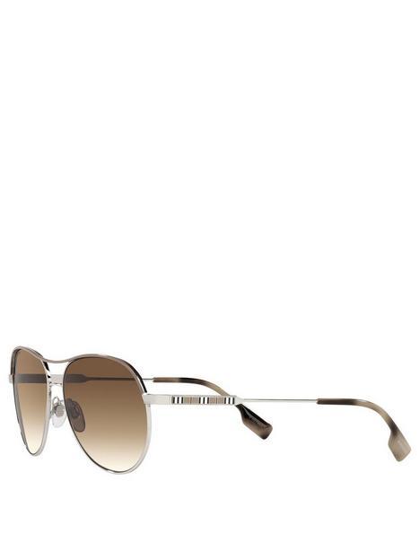 burberry-tara-pilot-sunglasses-silver
