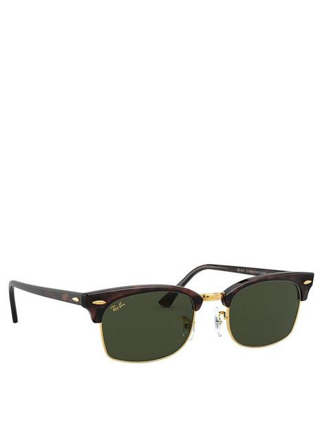 ray-ban-clubmaster-square-sunglasses-tortoise