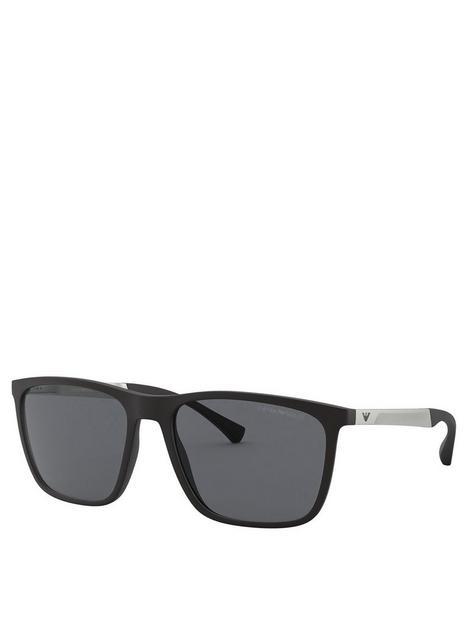armani-exchange-armani-rubber-sunglasses-black