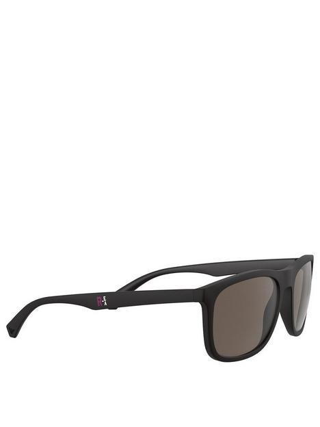 armani-exchange-armani-rectangular-sunglasses-mattenbspblack