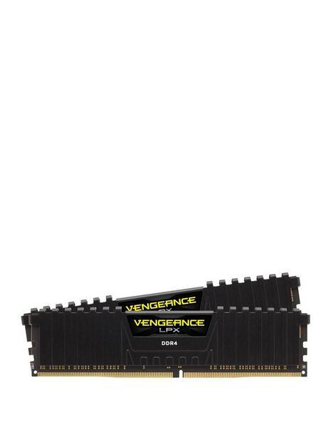 corsair-ddr4-3600mhz-16gb-2-x-288-dimm-unbuffered-18-22-22-42-vengeance-lpx-black-heat-spreader-135v-xmp-20-supports-6th-intelreg-coretrade-i5i7