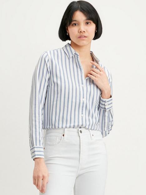 levis-classic-stripe-shirt-blue