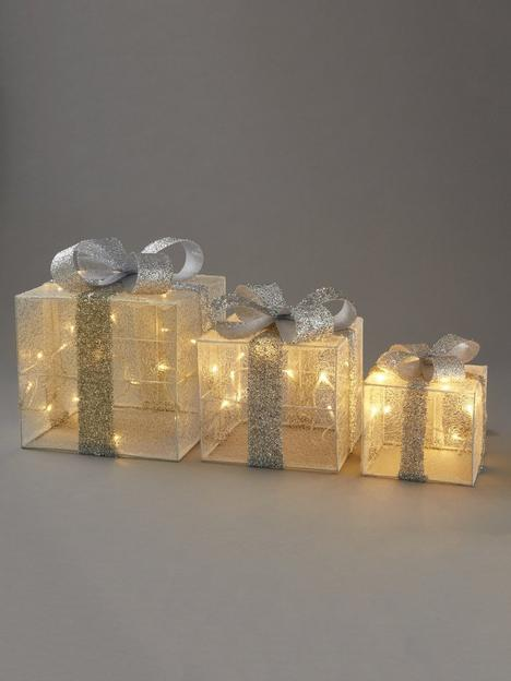 set-ofnbsp3-light-up-christmas-parcels-whitesilver
