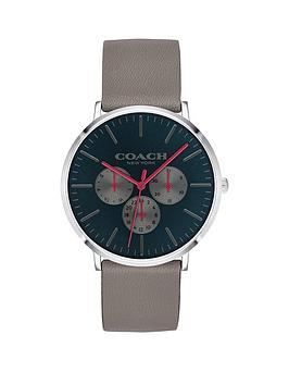 coach-multi-dial-grey-strap-watch