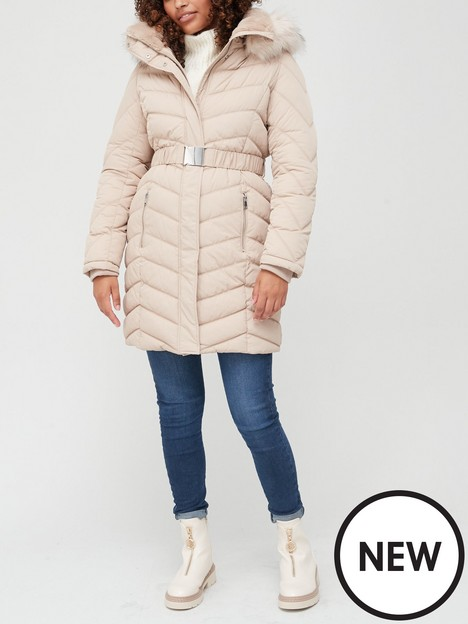 v-by-very-ultimate-belted-padded-coat-stone