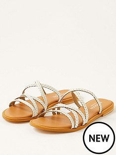 monsoon-pixie-plait-leather-slip-on-sandal-white