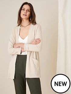 monsoon-zip-detail-casual-plain-cover-up