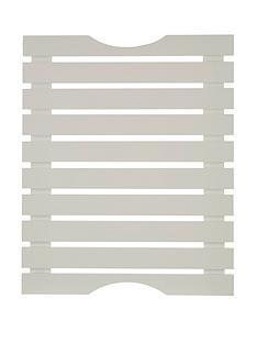premier-housewares-slatted-duckboard-white-wood-matte-finish