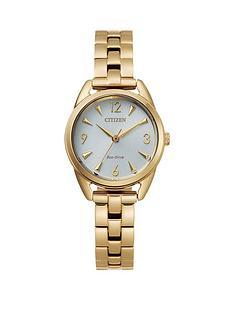 citizen-citizen-silhouette-whte-dial-gold-tone-bracelet-ladies-watch