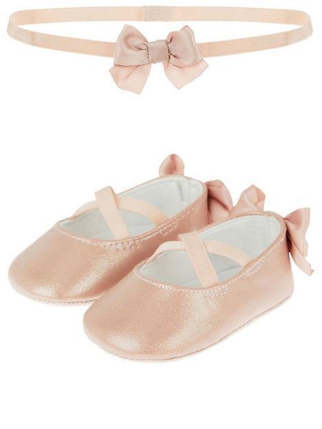 monsoon-baby-girls-valerie-bootie-bando-set-pink
