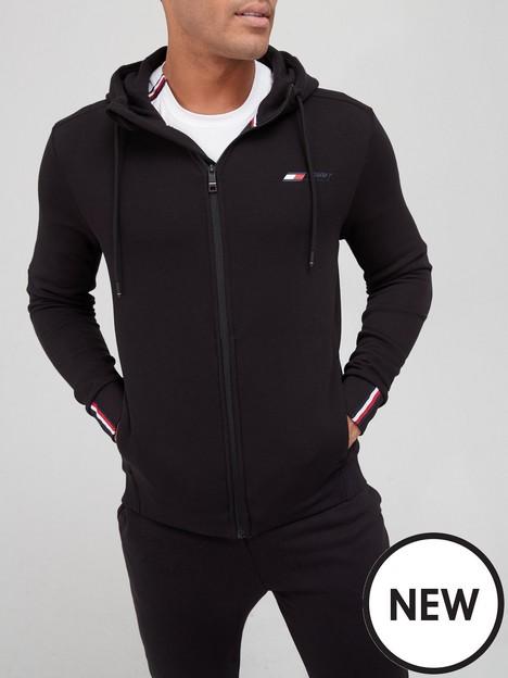 tommy-sport-tommy-hilfiger-sport-logo-fleece-full-zip-hoody