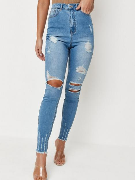 missguided-missguided-sinner-high-waisted-authentic-rip-skinny-jean-bluenbsp