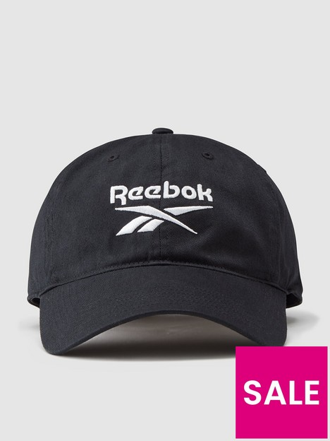 reebok-logo-cap-blackblack