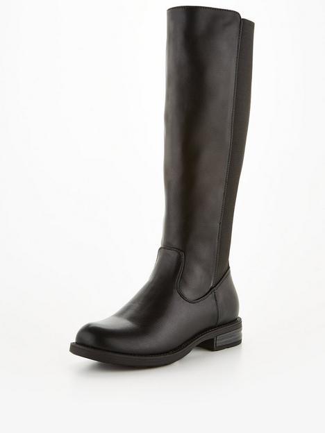v-by-very-stretch-back-knee-boot-black
