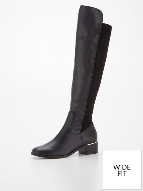 v-by-very-wide-fit-low-heel-stretch-back-over-the-knee-boot-black