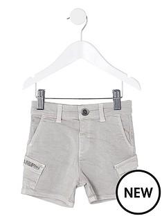 river-island-mini-boys-cargo-shorts-stone-wash