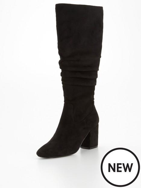 v-by-very-block-heel-slouch-knee-boot-black