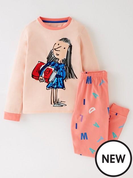 roald-dahl-matilda-long-sleeve-pyjamas-peach