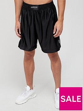 adidas-originals-waist-logo-poly-shorts-black