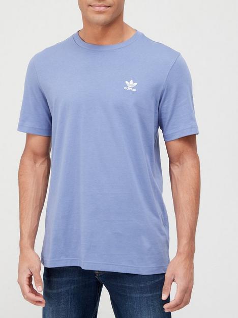 adidas-originals-essential-t-shirt-violet