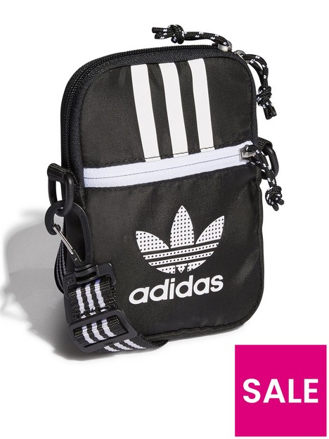 adidas-originals-trefoil-stripe-festival-bag-blackwhite