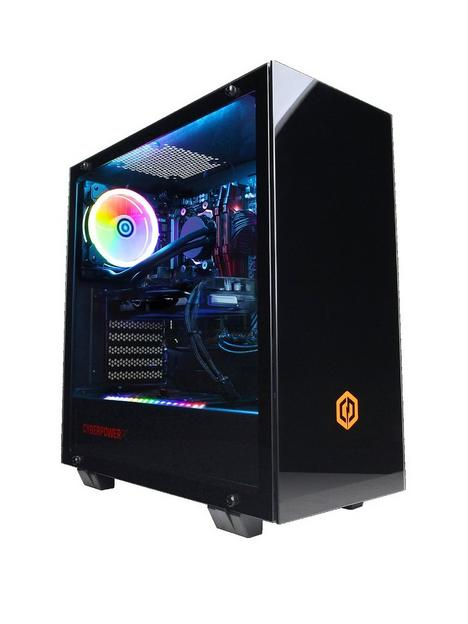 cyberpower-intel-i7-9700kf-gaming-desktop-pc--nbspgeforce-rtx-3060-graphicsnbsp16gb-ram-1tb-hdd