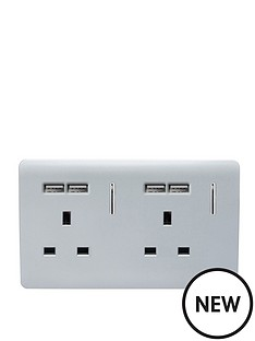 trendiswitch-2-gang-13amp-switched-2g-socket-with-4x-21mah-usb-std-silver