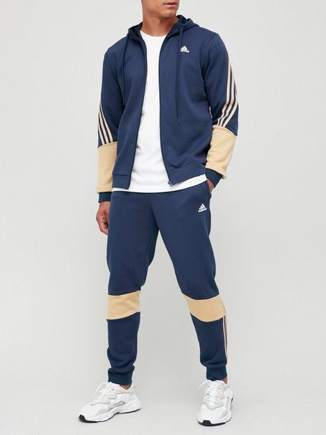 adidas-mtsnbspcotton-hood-fleece-tracksuit-navywhite